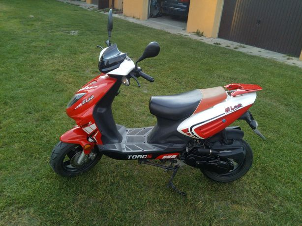 Toros skuter, motorower