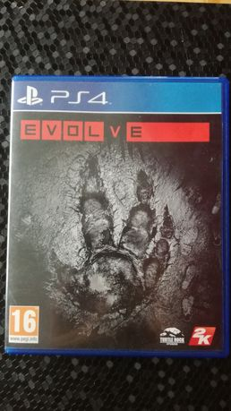 Gra Evolve do PS4