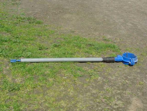 Nawiertka samonawiercająca do PE/PVC-U 160 z kluczem