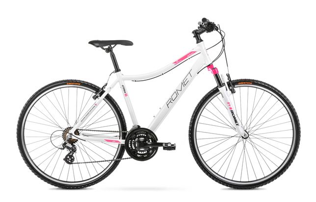 Rower crossowy damski Romet Orkan D,2021,nowy,raty,gwarancja