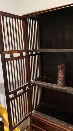 Móvel chinês estante