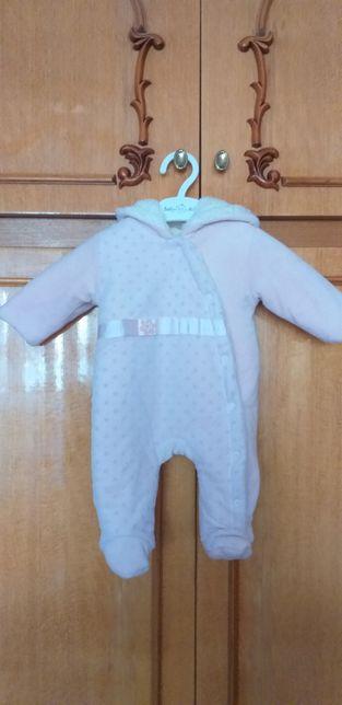 Дитячий комбинезон. Одяг для недоношених