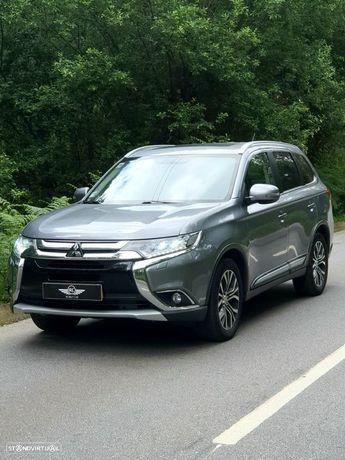 Mitsubishi Outlander 2.2 DI -D INSTYLE NAVI