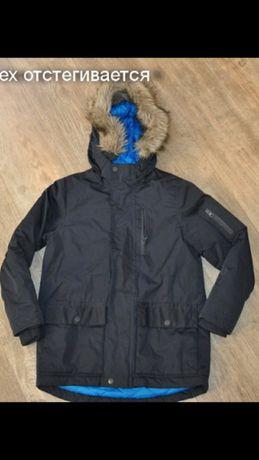 фирм.куртка BlueZoo 9-10 лет.140см(холодная осень)