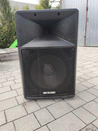 Głośniki Estradowe RELOOP RABS-15 A z mikserem BEHRINGER XENYX1204FX