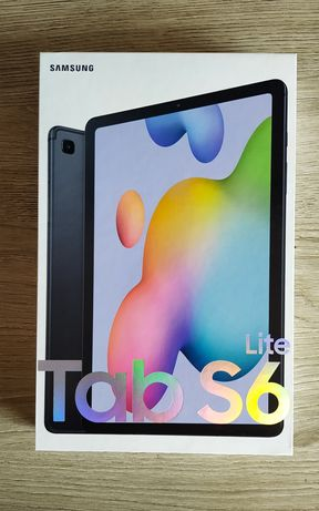 Планшет SAMSUNG SM-P615N Galaxy Tab S6 Lite 10.4 LTE 4/64Gb. Новый!!!