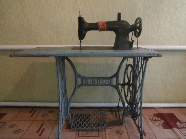 000Срочно продам швейную машинку Singer антиквариат!!!