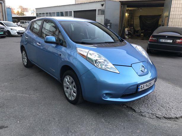 Nissan Leaf Webasto 2013г