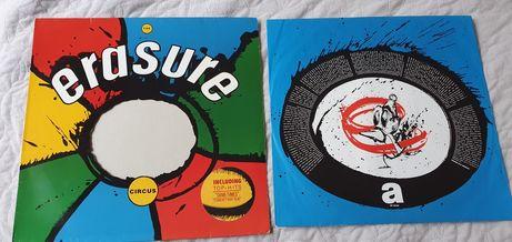 Erasure – The Circus Płyta winylowa bdb EXCELENC