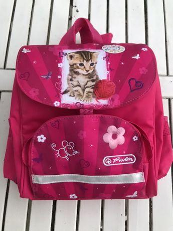 Mały plecak z kotkiem Herlitz