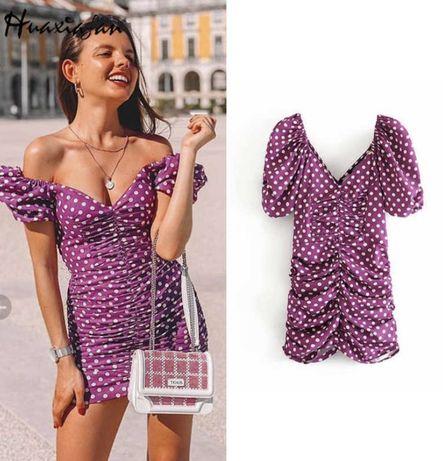 Плаття платье зара zara s с 42