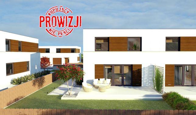 Dom w zabudowie bliźniaczej - Inwestycja w nieruchomość !!!