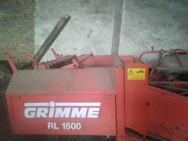 Картоплекопалка grimme rl 1500