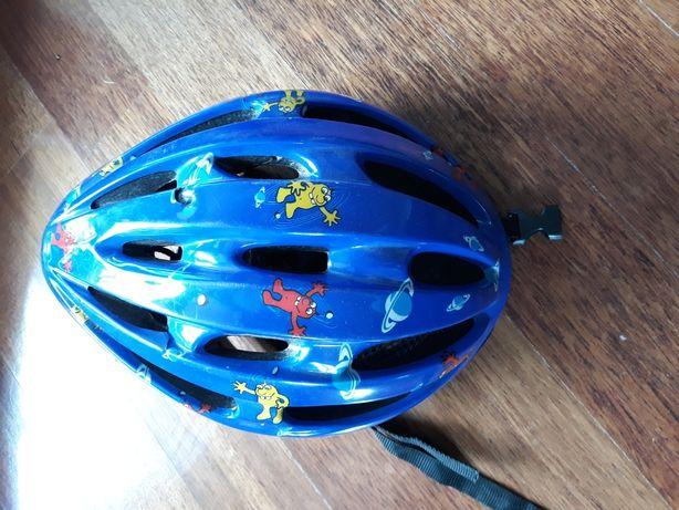 Kask rowerowy dla dzieci.