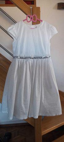 Sukienka wizytowa komunia 152 cm