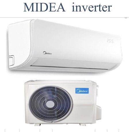Инверторная MIDEA от склада