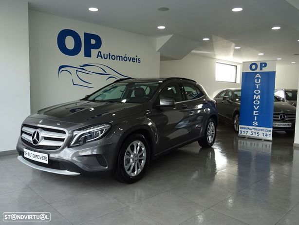Mercedes-Benz GLA 180 D GPS