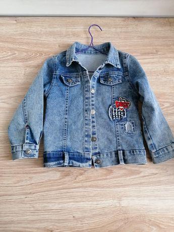 Джинсовая курточка, пиджак джинсовый