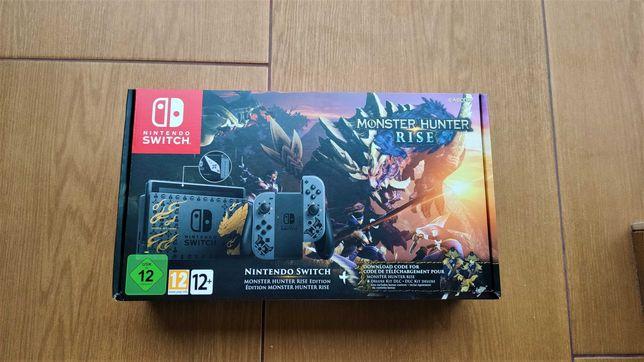 Nintendo Switch Monster Hunter: Rise Edition
