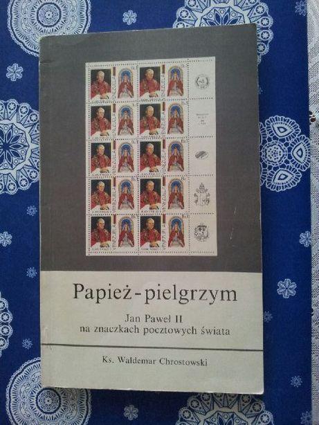 Jan Paweł II na znaczkach pocztowych świata