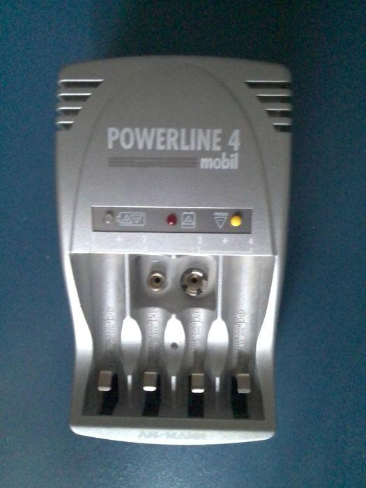 Зарядное устройство для аккумуляторов Ansmann Powerline 4 Mobil Киев - изображение 1