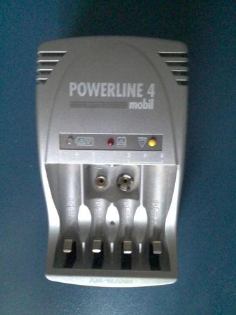 Зарядное устройство для аккумуляторов Ansmann Powerline 4 Mobil