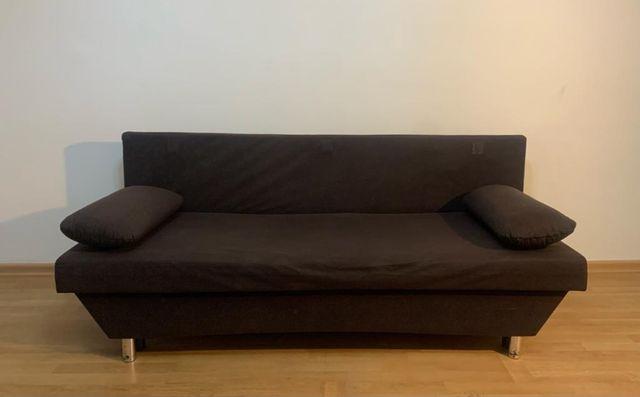 Sofa Kanapa Black red white BRW brązowa 190x130 KRAKÓW