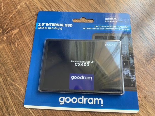 "Dysk SSD GoodRam CX400 256 GB 2.5"" SATA III"