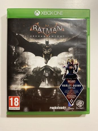 Gra Batman Arkham Knight Xbox One