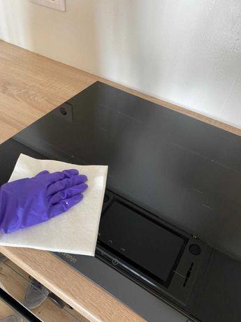 Услуги по уборке квартир, домов, офисов