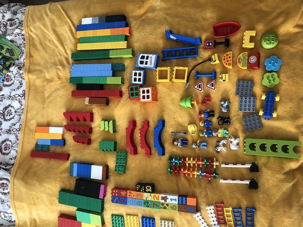 Lego Duplo много наборов