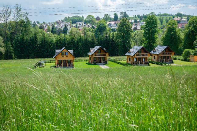 Domki w górach Rabka letniskowe x4 apartament 2,4,5,6-os WAKACJE