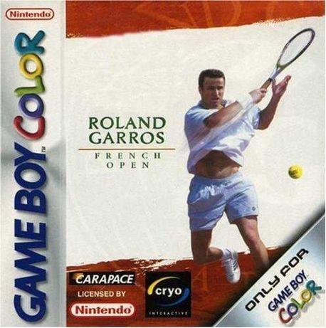 Jogo p/ Gameboy Color - Roland Garros