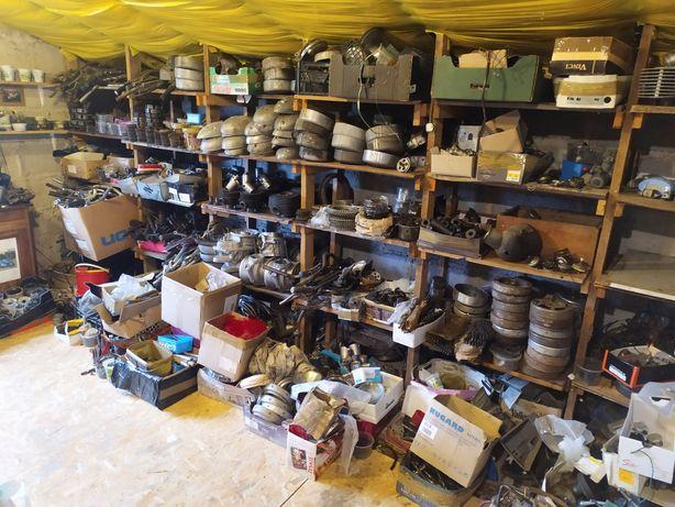Części WSK 125 wfm SHL 175 Romet Jawa silnik koło bak wał dekiel lampa