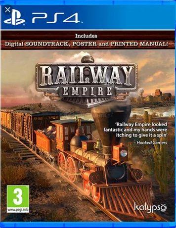 Railway Empire PS4 Ps5