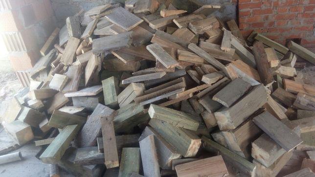Drewno na opal
