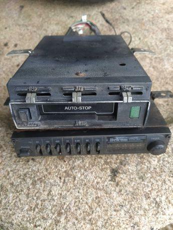 Rádio antigo japonês+equalizador