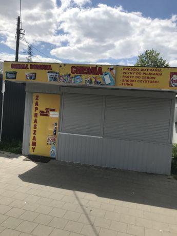 Wynajme kiosk