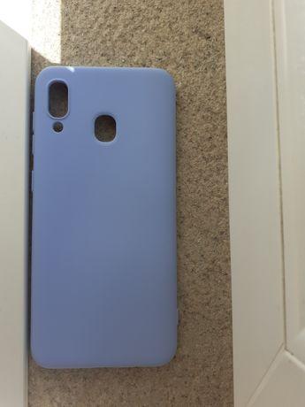 Capa telemóvel Samsung A20