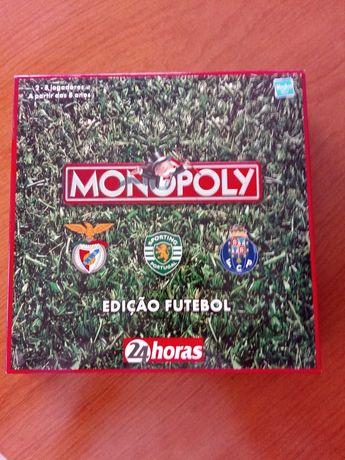 Monopoly/Monopólio Edição Futebol (24 Horas)