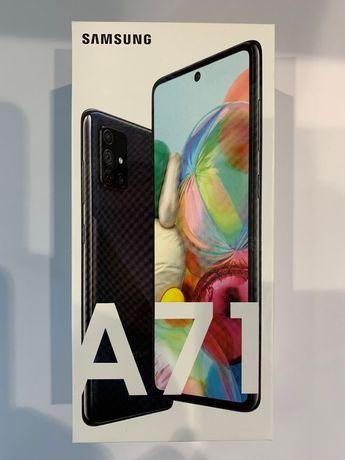 Samsung Galaxy A71 128Gb DS Black 23%Vat