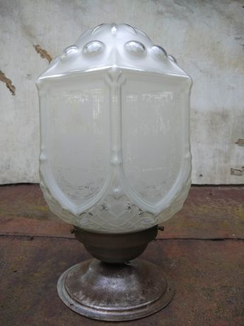 Потолочный светильник 50х годов.