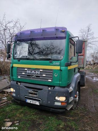 MAN TGA 18.390  pojazd specjalny pomoc drogowa hydraulika