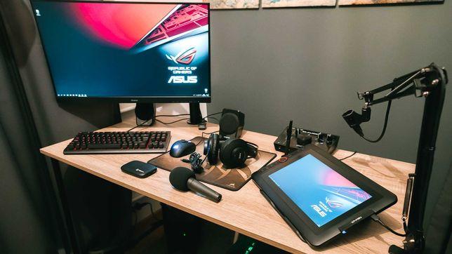 Mocny komputer - i7/ 32gb ram/ GeForce 1080 8gb ram/ 750 gb SSD