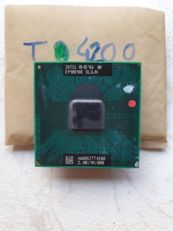 Processadores/CPUs Intel T4200 + T5300