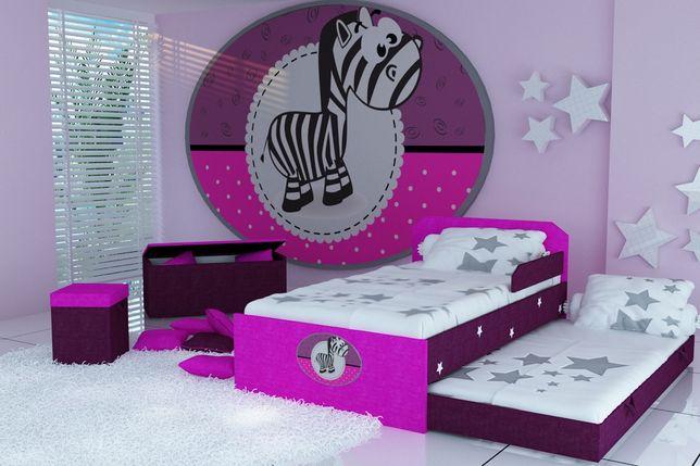 Łóżko piętrowe dla dzieci,dziecięce z materacami w cenie. Dostawa