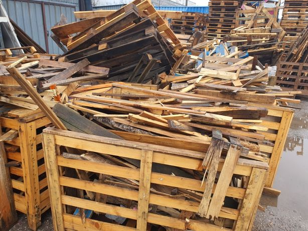 Drewno, Złom drewniany - oddam gratis