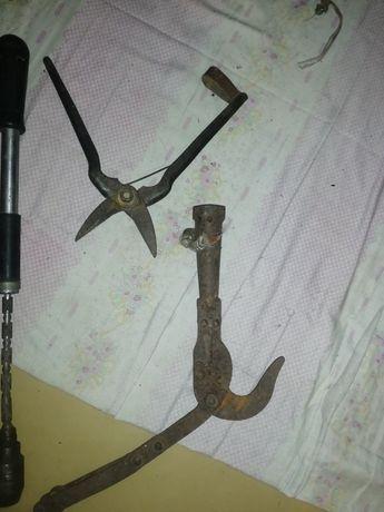 Сучкорез, нож для прививок