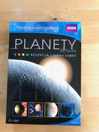 Planety BBC - 4 płyty DVD
