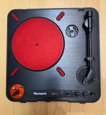 NUMARK PT01 Scratch Проигрыватель виниловых пластинок